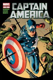 Captain America (2011) #11