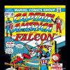 Captain America (1968) #168 Cover