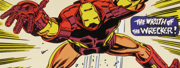 The History of Iron Man Pt. 28