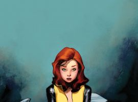 All-New X-Men #5 variant cover by Olivier Coipel