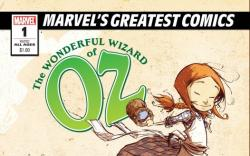 Wonderful Wizard of Oz MGC (2010) #1
