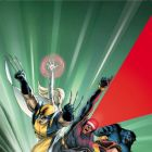 Astonishing X-Men #1 cover by John Cassaday