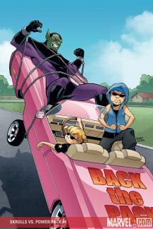 Skrulls Vs. Power Pack (2008) #4