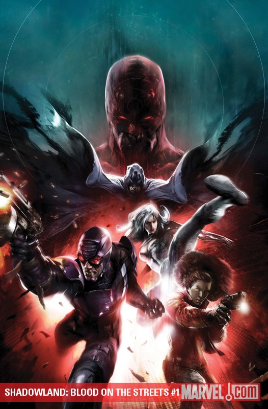 Shadowland: Blood on the Streets (2010) #1