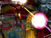 Marvel Pinball: Iron Man Trailer