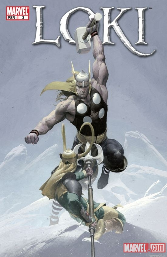 Marvel App: Get Balder &amp; Loki Issues for 99 Cents
