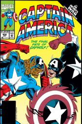 Captain America #408 