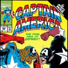 Captain America (1968) #408 Cover