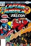 Captain America (1968) #201 Cover