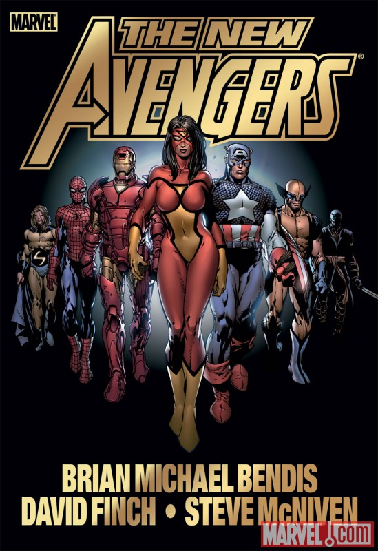 Image Featuring Avengers, Captain America, Iron Man, Sentry (Robert Reynolds), Spider-Woman (Jessica Drew), Spider-Man