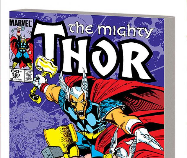 THOR VISIONARIES: WALTER SIMONSON VOL. 2 TPB (NEW PRINTING) #1