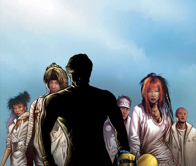 WOLVERINE (2007) #28 COVER