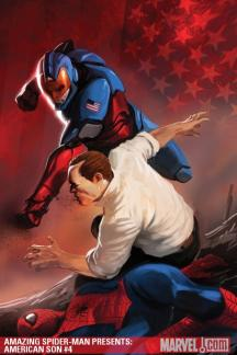 Amazing Spider-Man Presents: American Son (2010) #4