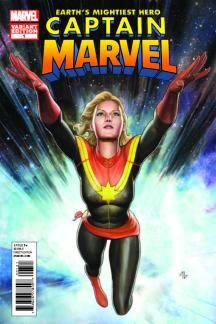Captain Marvel (2012) #1 (Granov Variant)