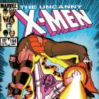 Uncanny X-Men (1963) #194 Cover