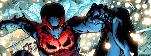 Feeling Future Shock in Superior Spider-Man