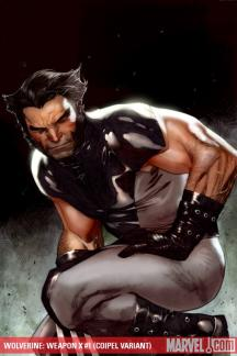 Wolverine Weapon X (2009) #1 (COIPEL VARIANT 20))
