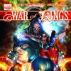 WAR OF KINGS #1 Peterson Cover