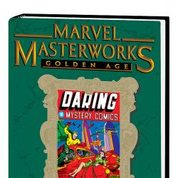 MARVEL MASTERWORKS: GOLDEN AGE DARING MYSTERY VOL. 1 #0