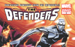 Defenders #3: Vairant Cover