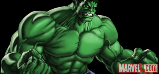 Hulk from Marvel: Avengers Alliance