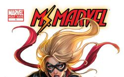 Ms. Marvel: War of the Marvels Must Have One-Shot (2009) #1 Cover