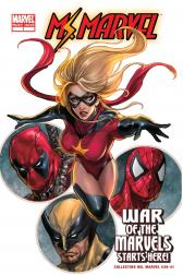 Ms. Marvel: War of the Marvels Must Have One-Shot #1