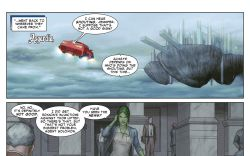 Thor: God of Thunder #24 preview page by Agustin Alessio