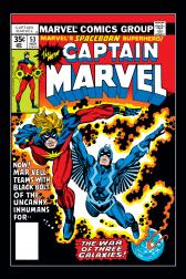 Captain Marvel #53