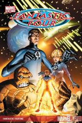 Fantastic Four #60 