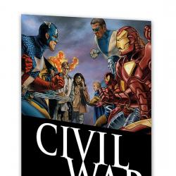CIVIL WAR: FRONT LINE BOOK 1 #0