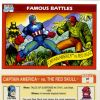 Captain America vs. Red Skull, Card #97
