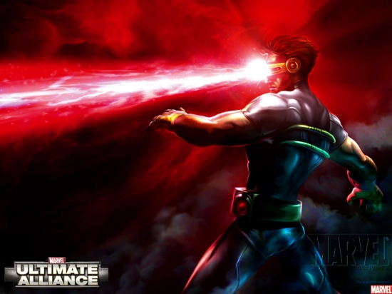 Marvel Ultimate Alliance: Cyclops