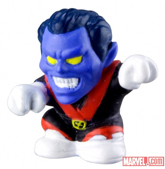 Marvel Squinkies- Nightcrawler