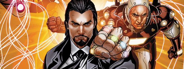 Sneak Peek: Invincible Iron Man #511