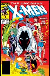 Uncanny X-Men #253 