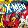 Uncanny X-Men (1963) #284 Cover
