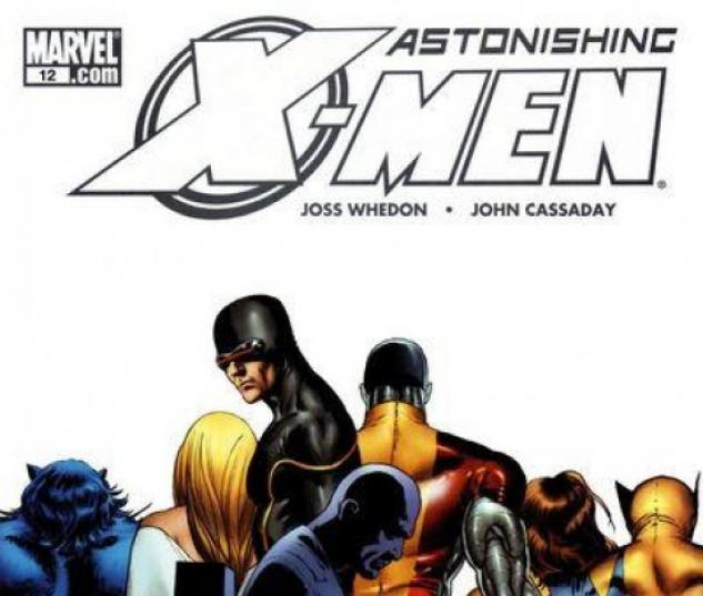 ASTONISHING X-MEN #12 (2004)