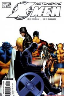 Astonishing X-Men (2004) #12