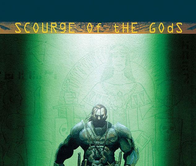 SCOURGE OF THE GODS #1