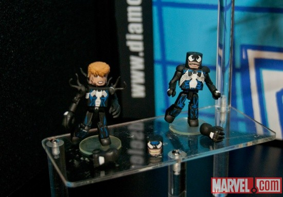 Diamond Select Toys Minimates Venom