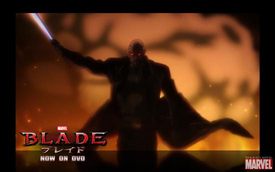 Blade Anime Series Wallpaper #5