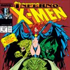 Uncanny X-Men (1963) #241 Cover