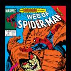 Web of Spider-Man (1985) #47 Cover