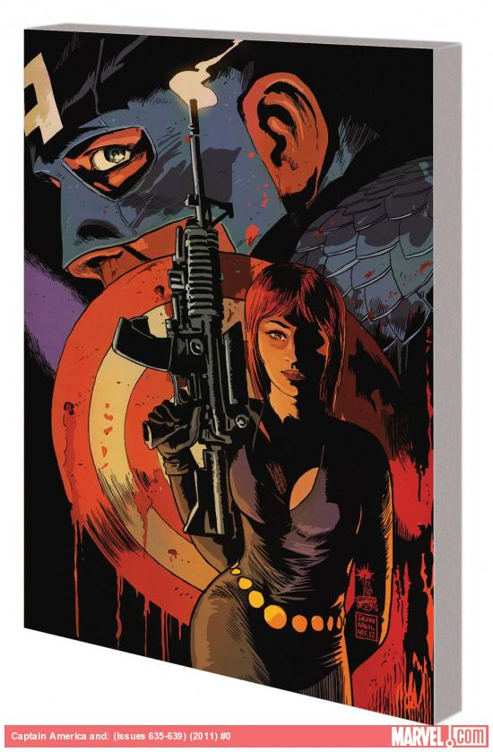 CAPTAIN AMERICA AND BLACK WIDOW TPB