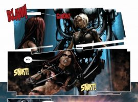 X-FORCE #16, page 5