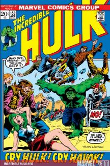 Incredible Hulk (1962) #150