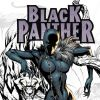 BLACK PANTHER #1, exclusive variant cover by J. Scott Campbell