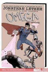 Omega: The Unknown Premiere (Hardcover)