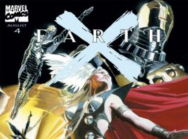 EARTH X #5 COVER